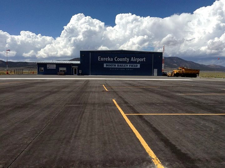 Eureka County announces new GPS approach for local airport