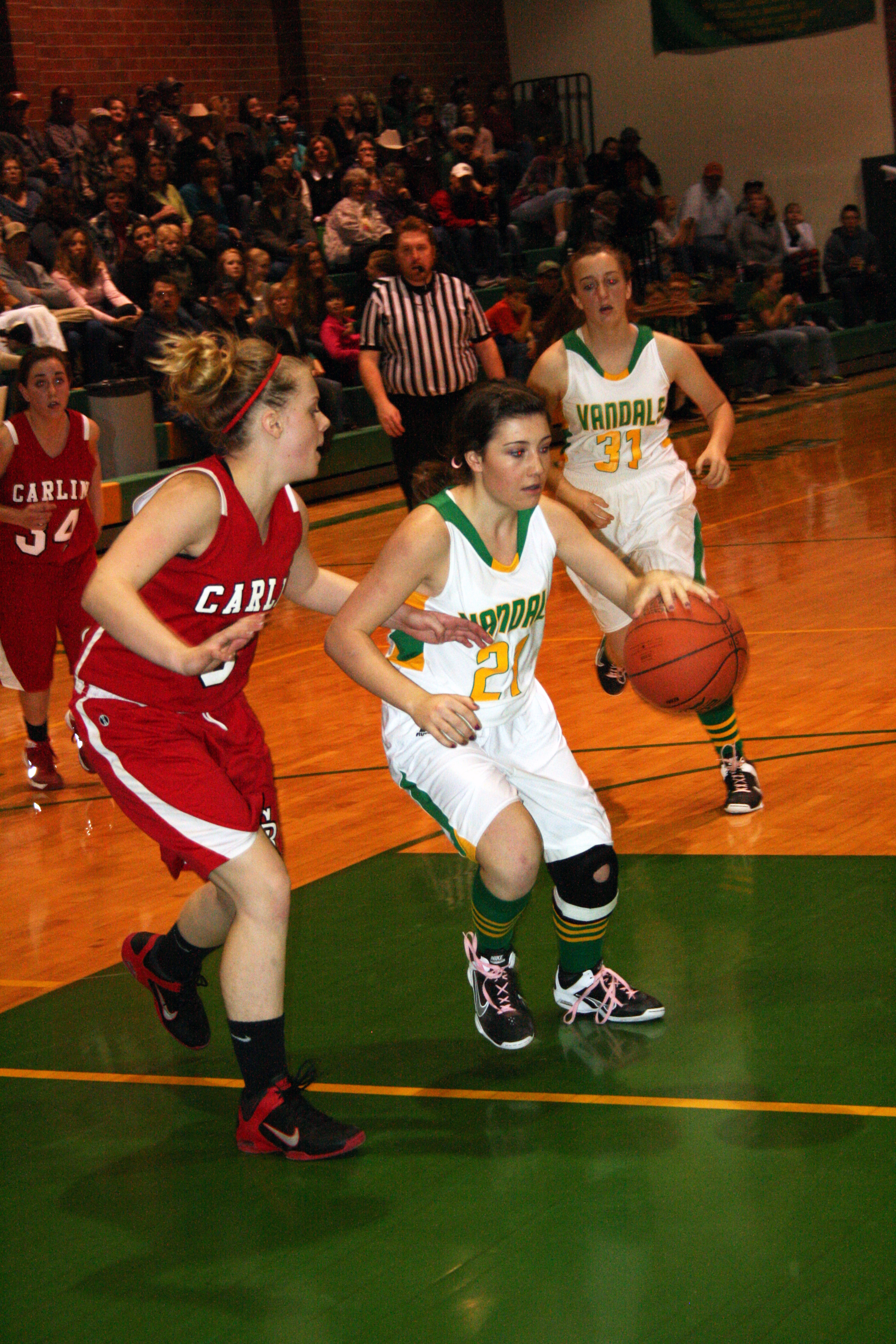 With wins, Lady Vandals run record to 13-1