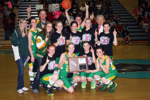 For the fourth time in as many seasons, the Eureka County High girls' basketball team is going to the state tournament.