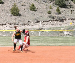 The dream season for the Eureka County High softball team continued last weekend when they defeated Mineral County in both