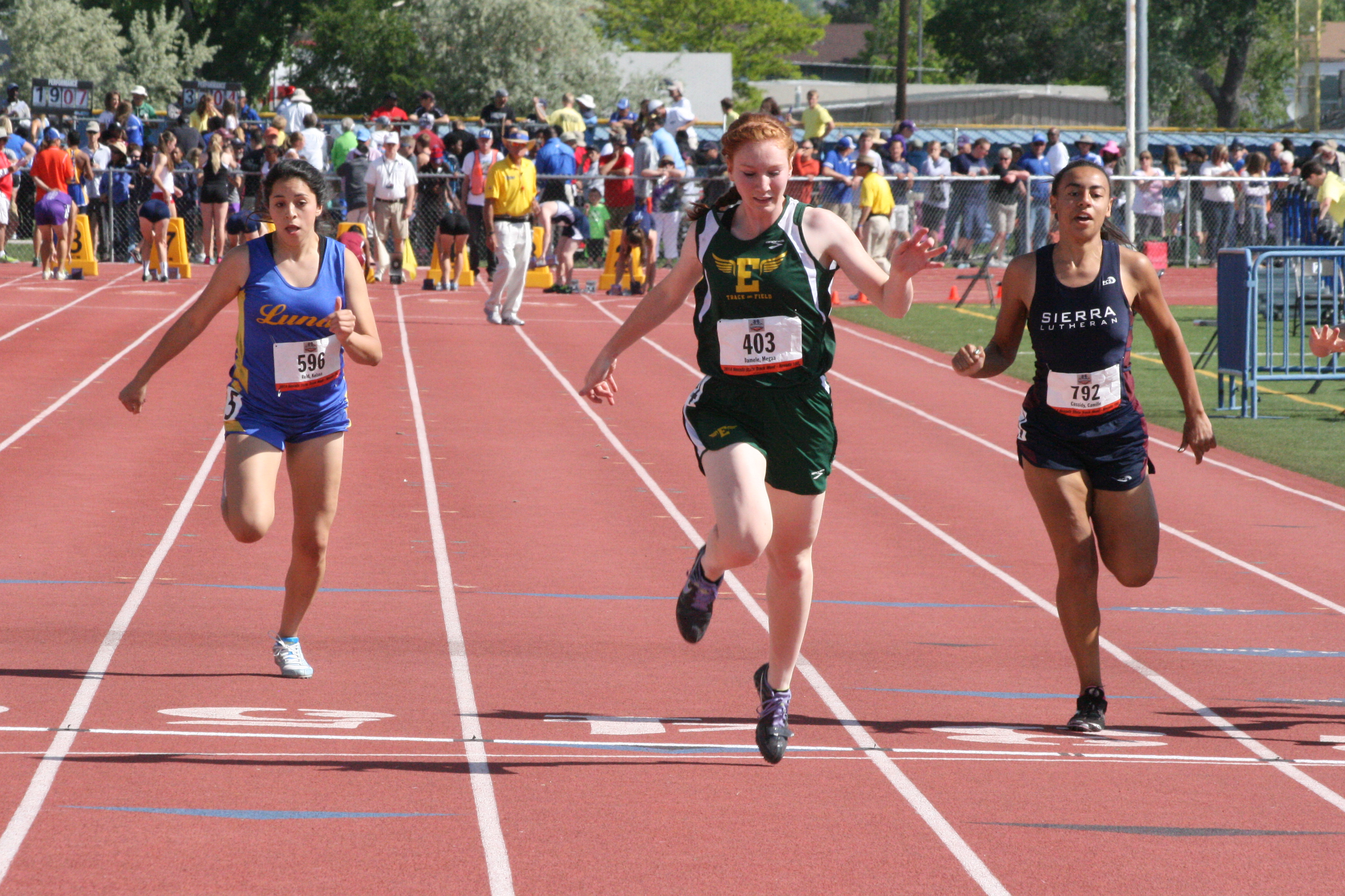 Vandals bring home titles at state meet