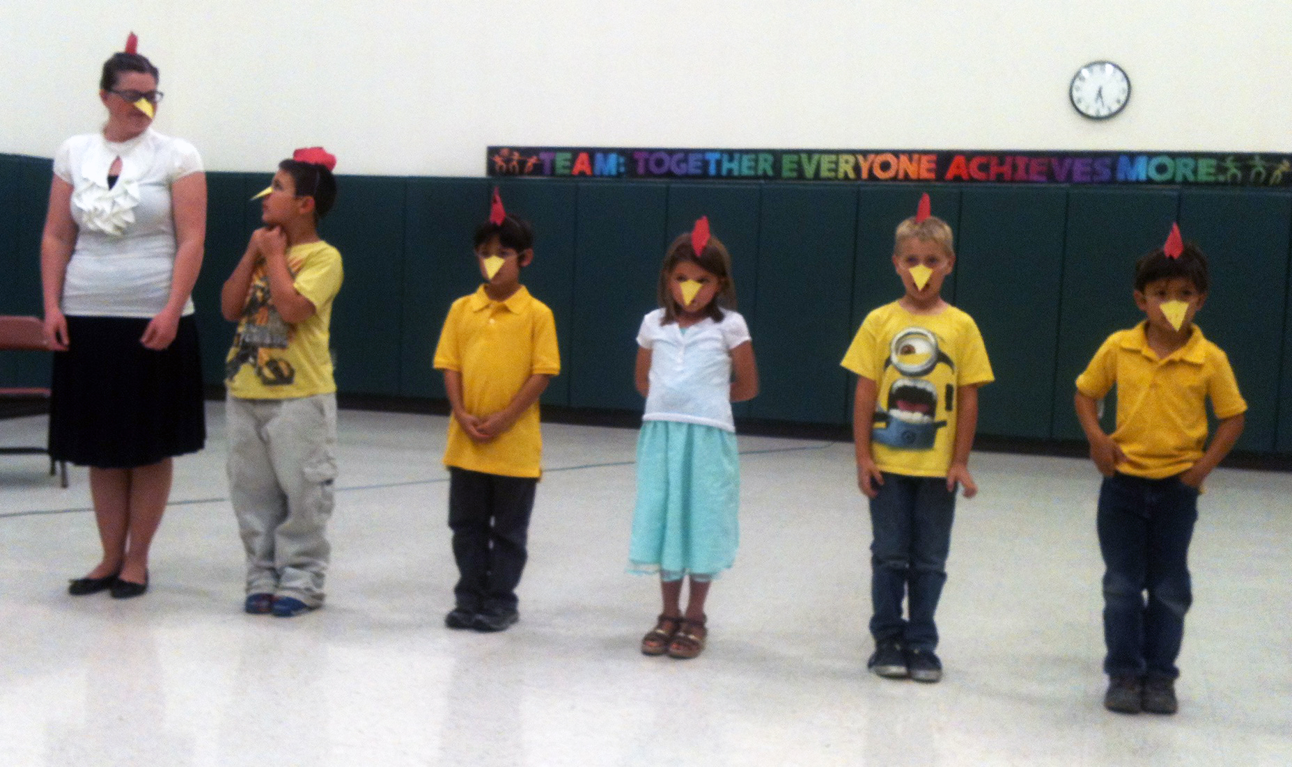 Crescent Valley youth perform in talent show