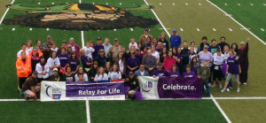 On July 18 and 19, Eureka held its first Relay for Life event at ECHS football field. The event started at 6p.m. and finished at 6 a.m. and had