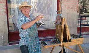 Reno painter to showcase work in Eureka next month