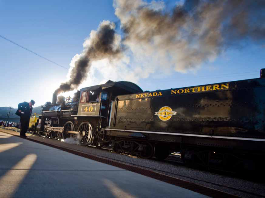 Ely City Council in Hot Water After Northern Nevada Railway Incident