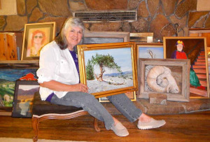 Katherine Rountree knew for years that she wanted to be an artist.