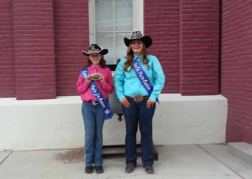 Local students to compete at national rodeo