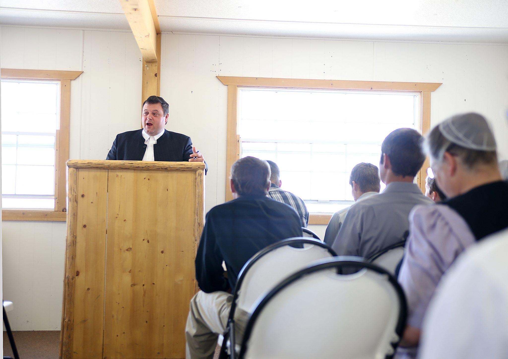 Mennonites presence dates back to 1990s in Eureka County