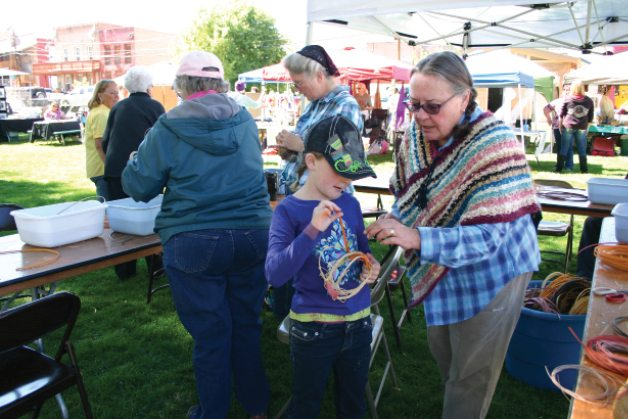 Arts in the Park this Weekend