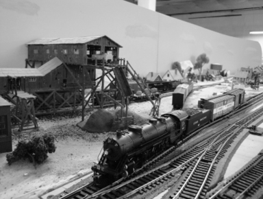 Trail Center Seeks Volunteers to Create Model Train Exhibit