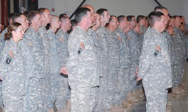 Congress Changes Veteran Status for Guard, Reserves