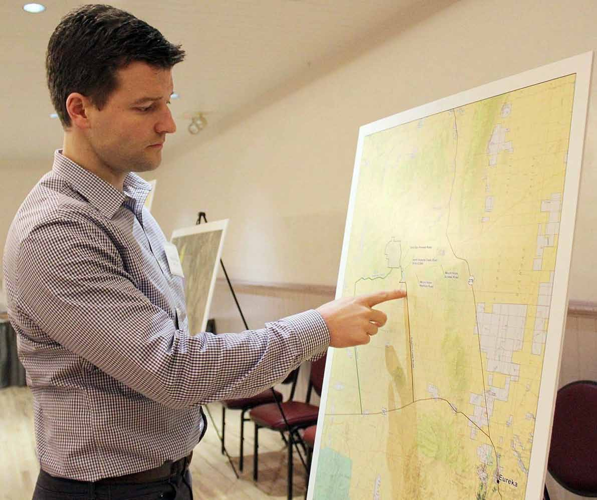 Questions answered on proposed Gold Bar Mine in Eureka County