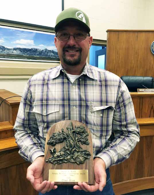 Local Man Earns Conservation Award