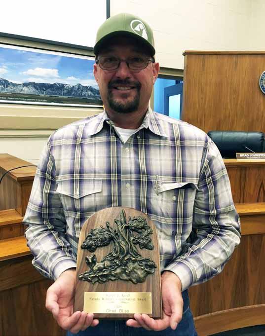 Local Man Earns Conservation Award