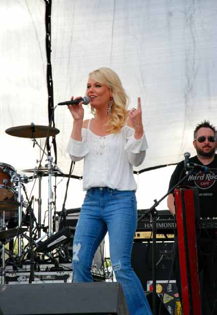 Country singer to perform at Opera House Saturday