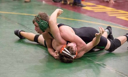 Vandals Hit the Mat in Sparks Tourney
