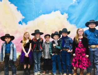 Eureka County 4-H Youth Share Journey Through Cowboy Poetry