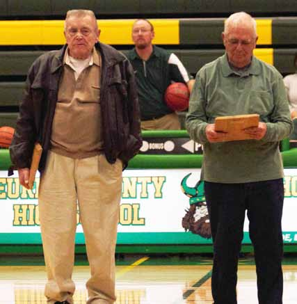 Crutchley, Ithurralde Inducted into Inaugural Echs Hall of Fame
