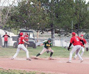 Echs Baseball Team Finishes Season on High Note