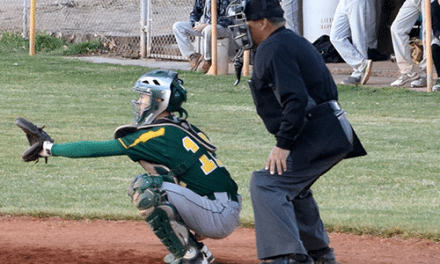 Wells Captures Lead Early to Defeat Vandals Twice