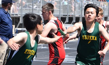 Vandal Track Team Set Sights on Regional Meet
