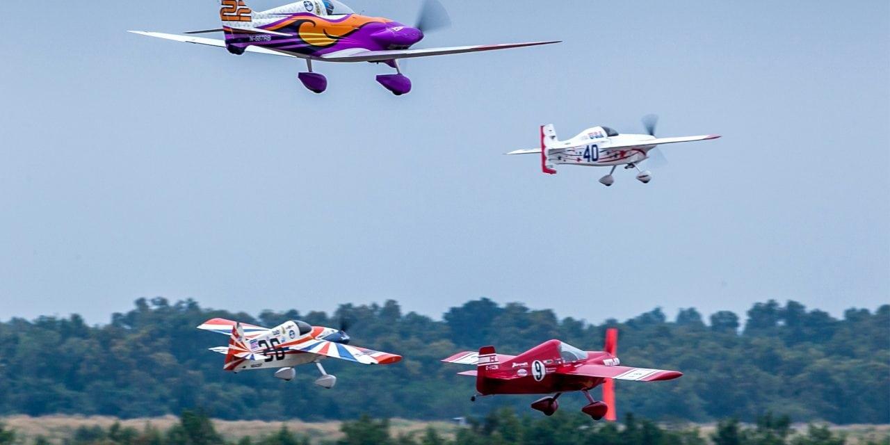 Air Races Set to Blaze a Trail Across the Ely Sky