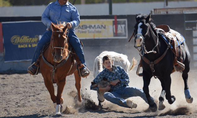 Eureka Teen Headed to National High School Finals Rodeo