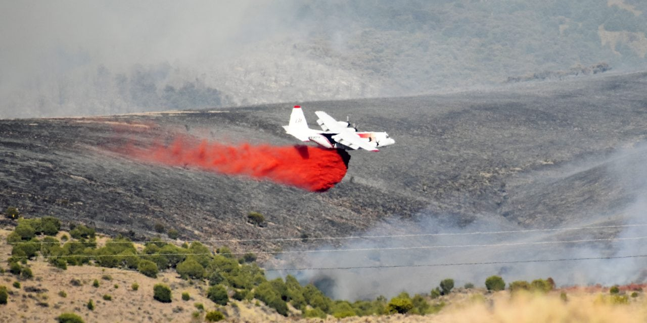 Progress made on Paine Fire