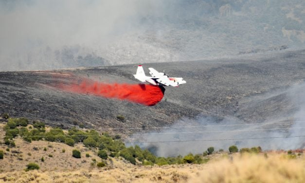 Progress made on Paine Fire