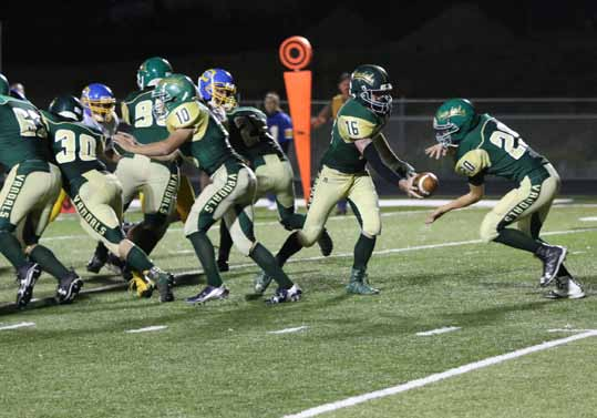 Young Vandals Eager to Return to Gridiron