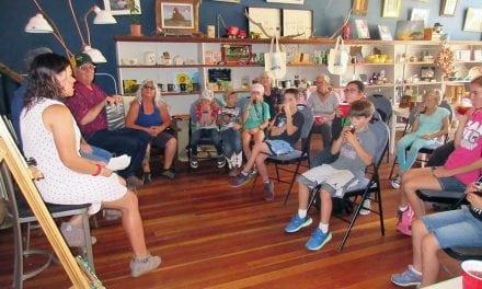 Local Kids Take Part in Photography Workshop at Eureka Restoration