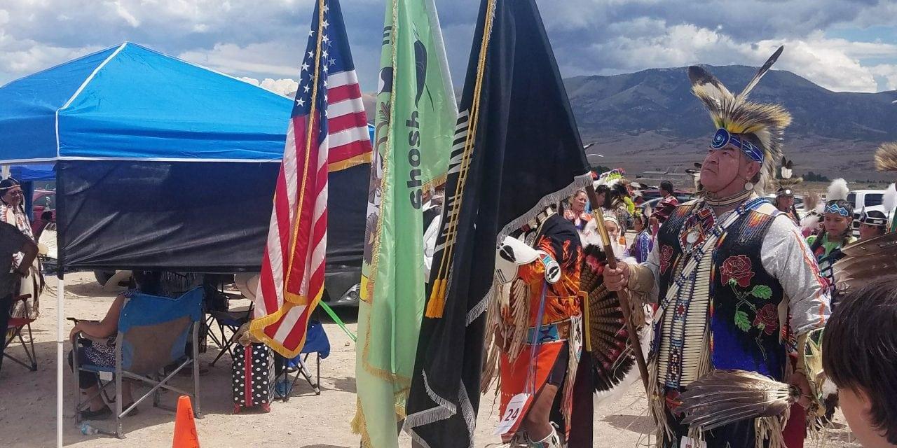 Heritage on Display at Ely Shoshone's Fandango Pow-Wow