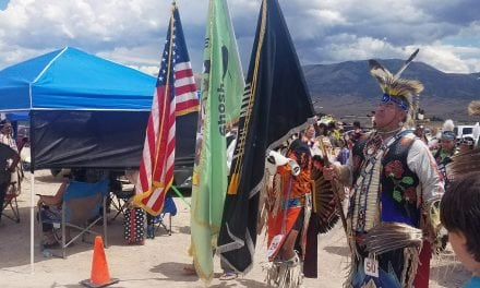 Heritage on Display at Ely Shoshone's Fandango Pow-Wow