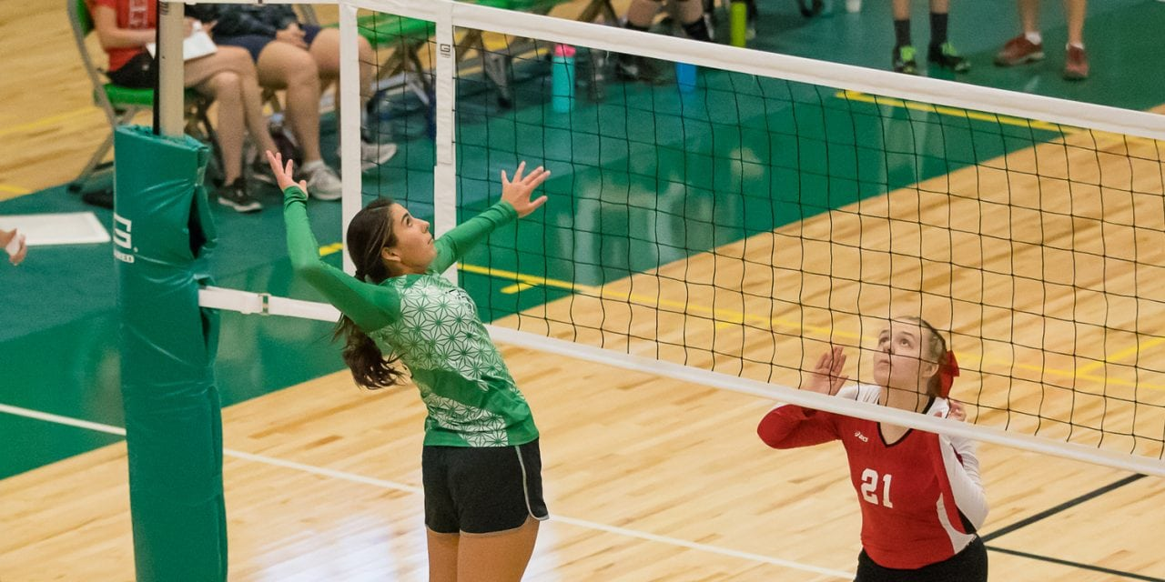 Eureka Volleyball Team Continues Winning Ways