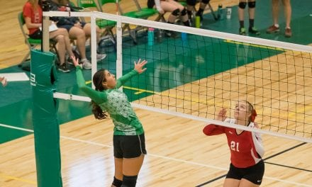 Eureka Volleyball Team Continues Winning Ways