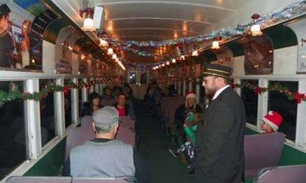 Polar Express Returns to Ely