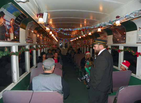 Polar Express Returns to Ely