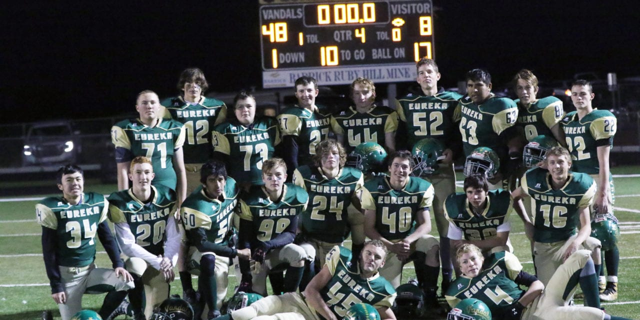 Vandals Advance to State Semis in Football, Volleyball