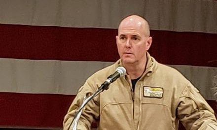 Meeting Held in Eureka on Proposed Navy Land Expansion