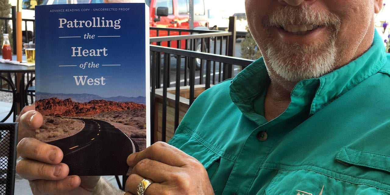 Retired Nevada State Trooper Shares Stories of Life on the Road in New Book