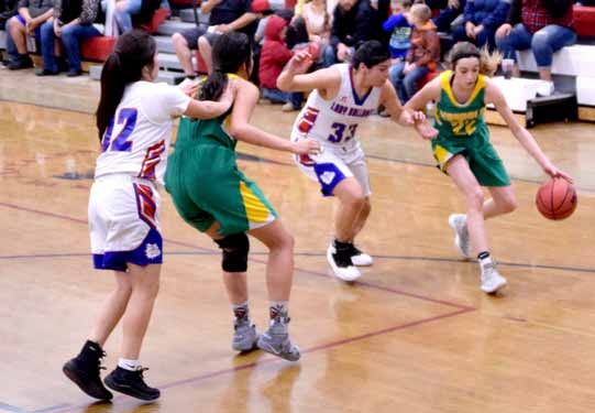 Vandal girls advance to state tournament; boys season ended