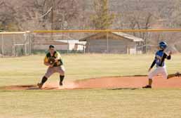 Vandals baseball team earns split at Pahranagat Valley tournament