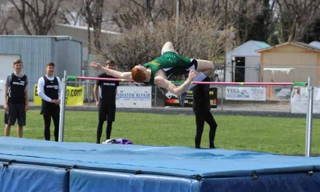 ECHS track team competes in Fernley