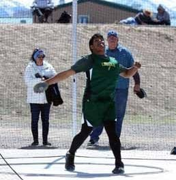 Eureka track, baseball, softball return to action