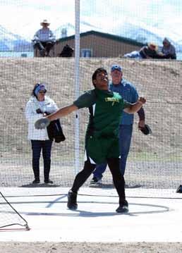 Eureka track, baseball, softball return to action