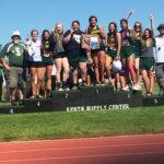 Eureka girls capture team title at regional meet