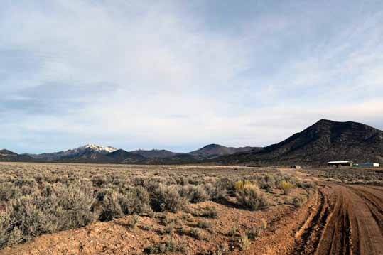 BLM issues Record of Decision for Gold Bar Exploration Project