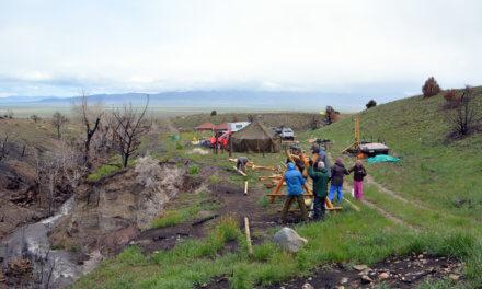 Sierra Club and BLM begin restoring Goshute Creek Campground
