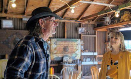 Lt. Governor stresses importance of rural tourism during Nevada visit