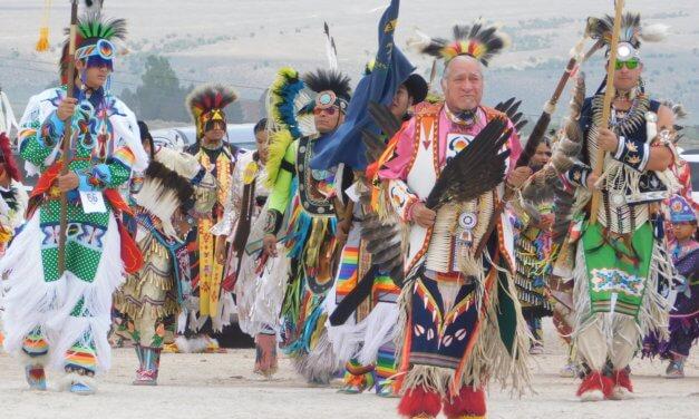 Ely Shoshone Powwow Returns this Weekend